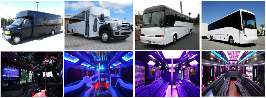 party buses for rent in Lubbock