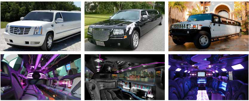 wedding transportation Party bus rental lubbock