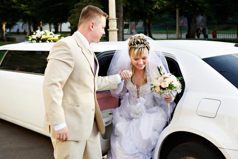 wedding transportatio limo service lubbock