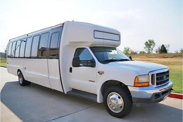 20 Passenger Shuttle Bus Rental Big Spring