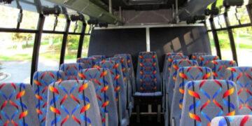 20 Person Mini Bus Rental Canyon