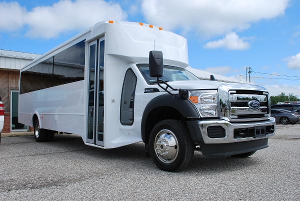 30 Passenger Bus Rental Big Spring
