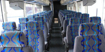 30 Person Shuttle Bus Rental Big Spring