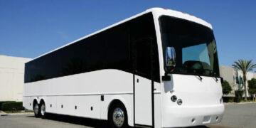 40 Passenger Charter Bus Rental Brownfield