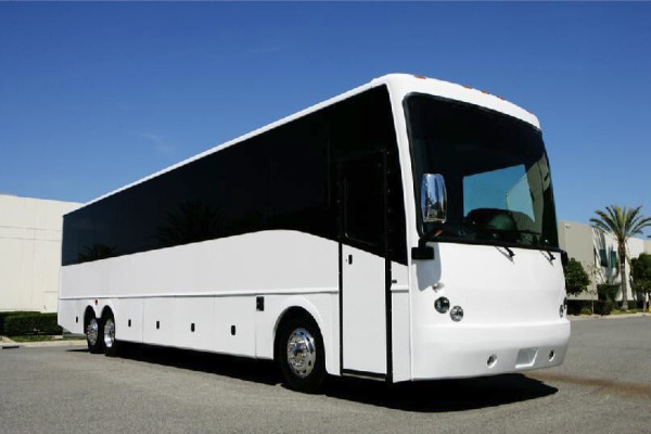40 Passenger Charter Bus Rental Canyon