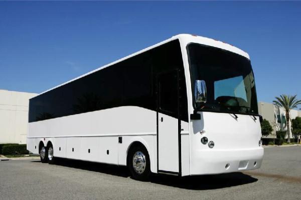 40 Passenger Charter Bus Rental Midland