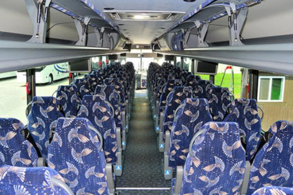 40 Person Charter Bus Big Spring