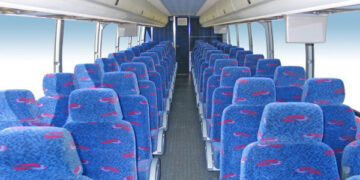 50 Person Charter Bus Rental Andrews