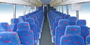 50 Person Charter Bus Rental Plainview